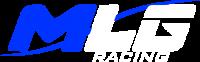 MLG Racing Logowhite